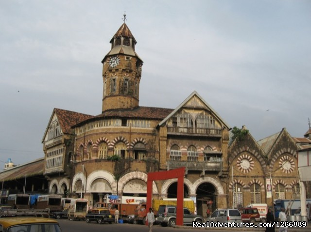 Market - Mumbai City Private Tour 8 hrs AC Car & Guide