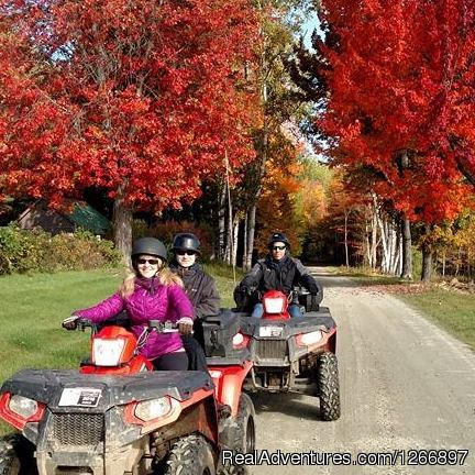 NEK Adventures Snowmobile & ATV Tours