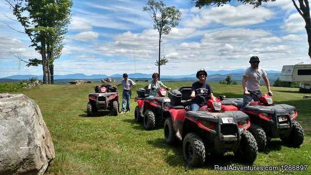 Image #4 of 18 - NEK Adventures Snowmobile Rentals &  ATV tours