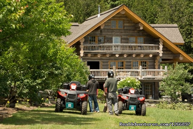 Guided ATV tours - NEK Adventures Snowmobile Rentals &  ATV tours