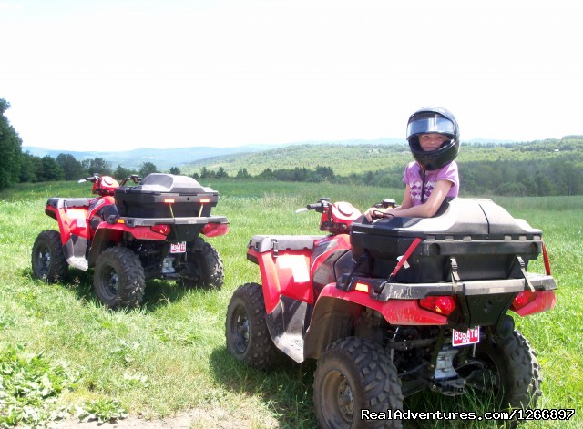 - NEK Adventures Snowmobile Rentals &  ATV tours