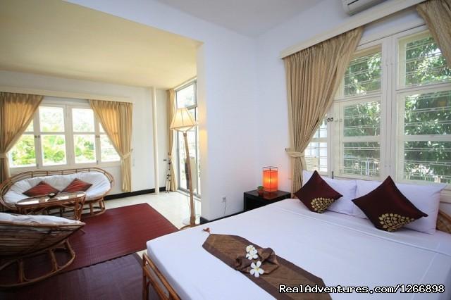 Studio Room - Frangipani Villa-60s Hotel