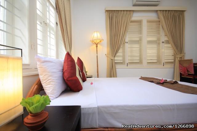 Deluxe Double - Frangipani Villa-60s Hotel