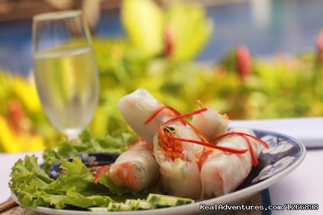 Foods At Frangipani Villa-60s Hotel (#10 of 10) - Frangipani Villa-60s Hotel