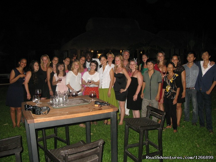 a farewell party with the French AXE charity Association | Image #4/24 | Memento Bed & Breakfast
