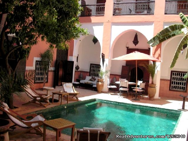 Charmed Stay In The Magic City Of Marrakech