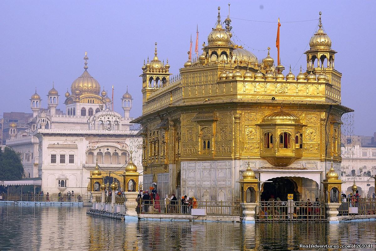 Golden Temple, Amritsar | Image #2/2 | Exotic tours to Jaipur, India