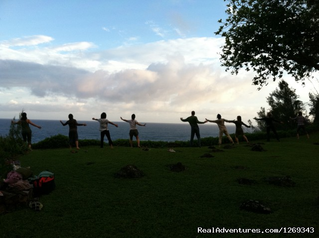 - Ancient Hawaiian Healing Retreats