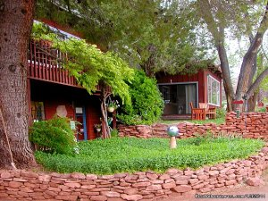 Cathedral Rock Lodge & Retreat Center Sedona, Arizona Vacation Rentals