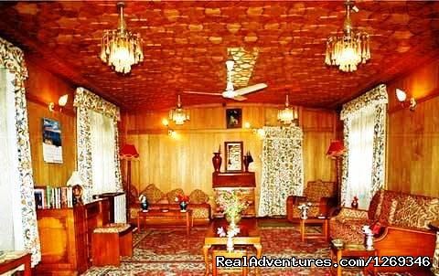 Houseboat Taj Palace Hotels & Resorts Srinagar , Jammu And Kashmir, India