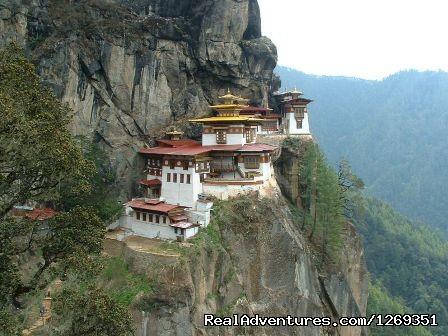 Monastery - Bhutan & The Paro Festival Tour - 2013