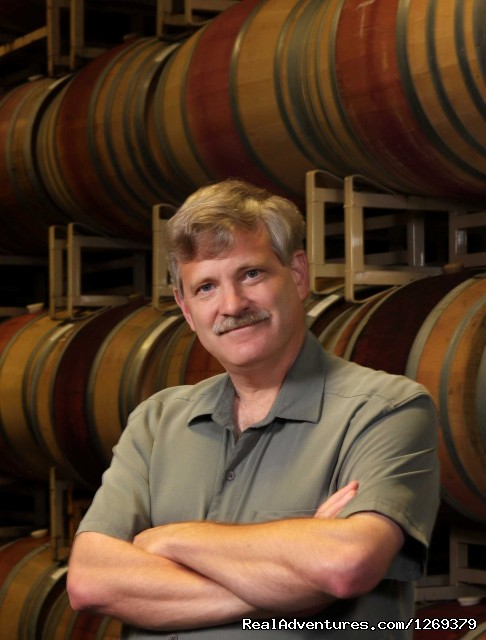 Rob Griffin, Co-Owner & Winemaker - Barnard Griffin Winery: Wine Tasting Daily 10a-5p