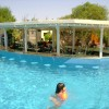 Swimming Pool and pool bar