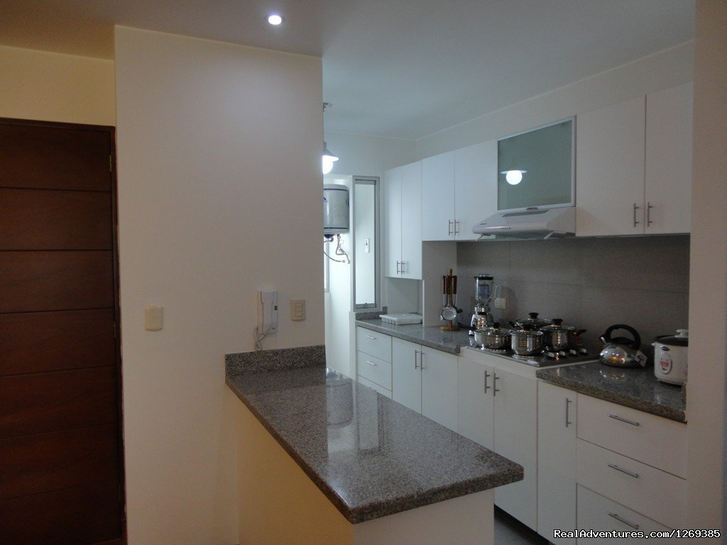 Image #2/8 | New fully furnished apartment for rent, miraflores