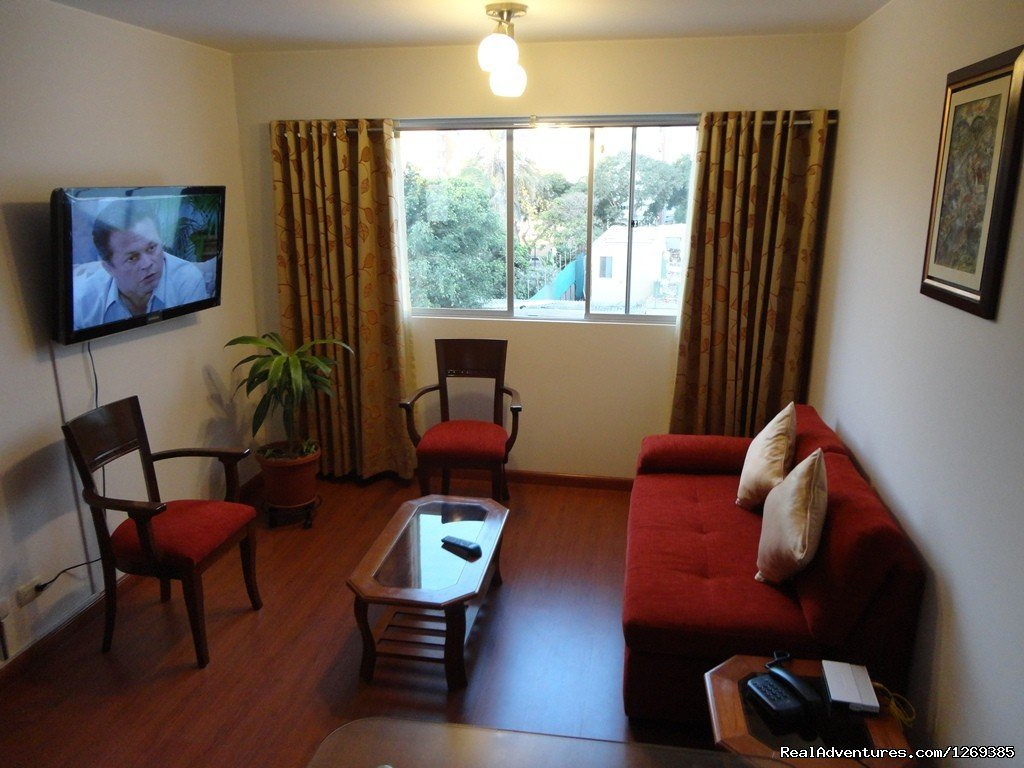Image #5/8 | New fully furnished apartment for rent, miraflores