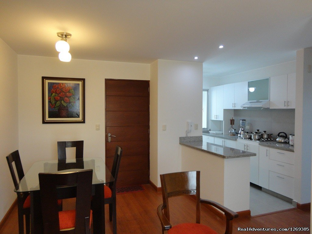 Image #7/8 | New fully furnished apartment for rent, miraflores