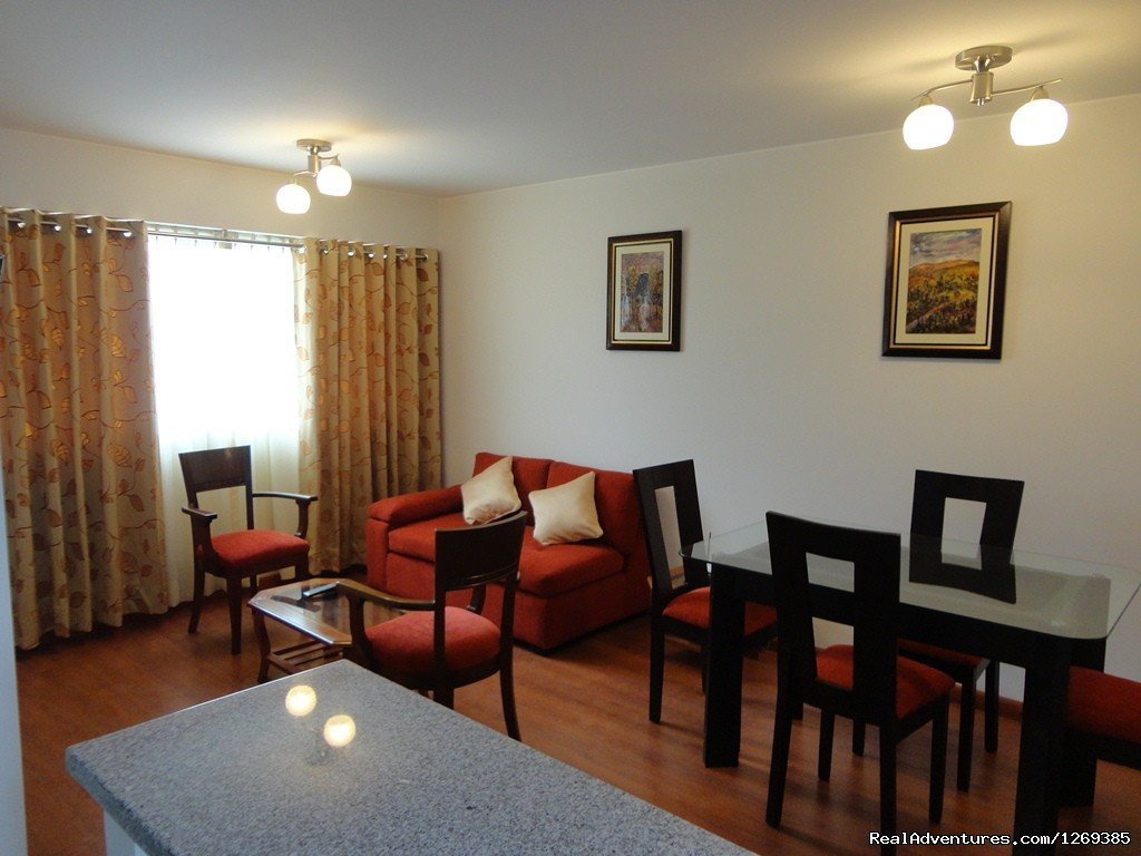 Image #8/8 | New fully furnished apartment for rent, miraflores