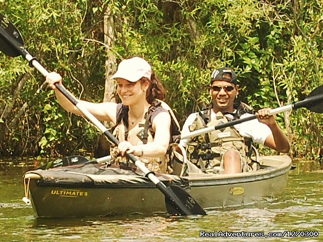 Image #5 of 8 - Mangrove Tunnel Kayak ECO Tour