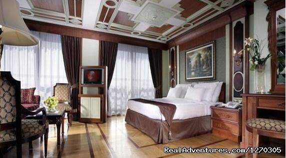 Luxurious Suite in a Luxury Cruise - Get 4 Nights in Paradise from Luxor to Aswan