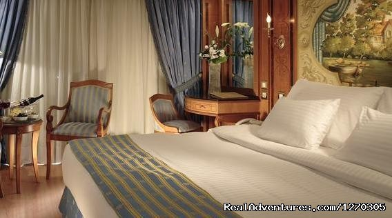 Luxury Suite - Get 4 Nights in Paradise from Luxor to Aswan
