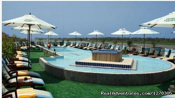 Swimming Pool - Get 4 Nights in Paradise from Luxor to Aswan