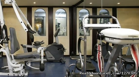 Gym with all facilities you want - Get 4 Nights in Paradise from Luxor to Aswan