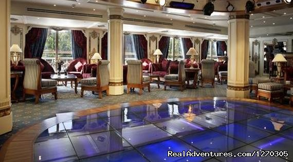 Disco & Bar - Get 4 Nights in Paradise from Luxor to Aswan