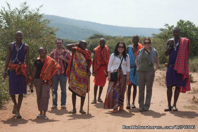 Cultural Treks/Safaris - Trekkr Africa'Wildlife and Cultural Safaris'