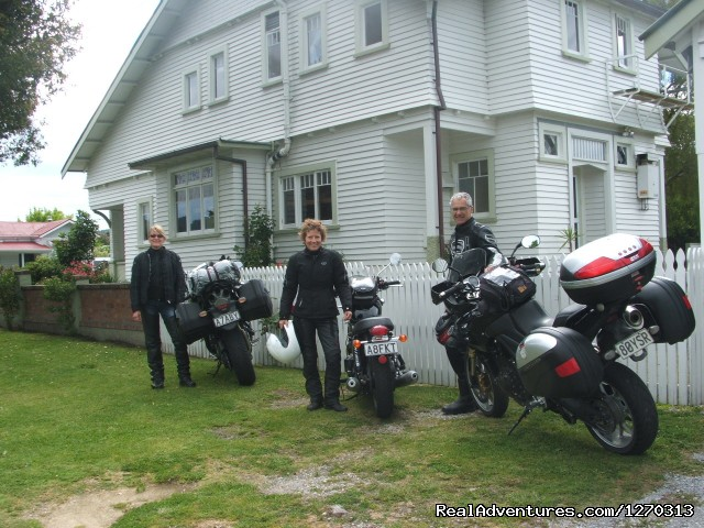 Long tours offer great places to stay (#7 of 8) - Your own Motorbike Guided Tour in New Zealand