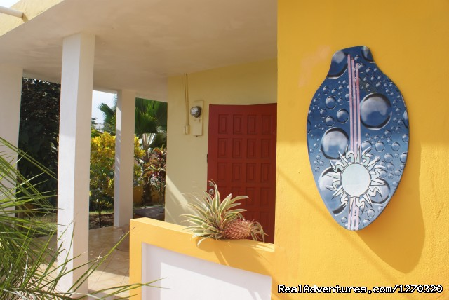 Casa De Natalia unique getaways at Vieques island