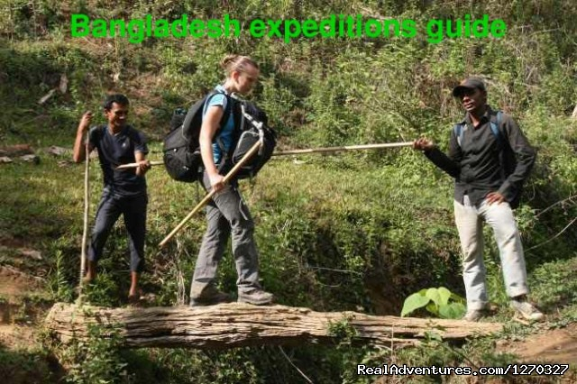 adventure travel package of Bangladesh Expeditions