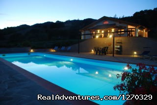 Swimming Pool - Romantic Week in a Eco-villa in Italy