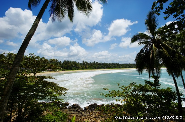 - Talalla Surf Camp, Sri Lanka: