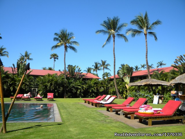 - Surf Yoga vacations at Lahaina Maui