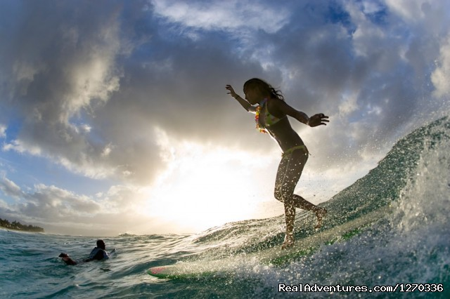 Surf Yoga vacations at Lahaina Maui Lahaina, Hawaii Surfing