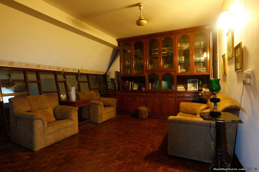 Exclusive Study. | Image #16/21 | Bed and Breakfast Delhi | BnB