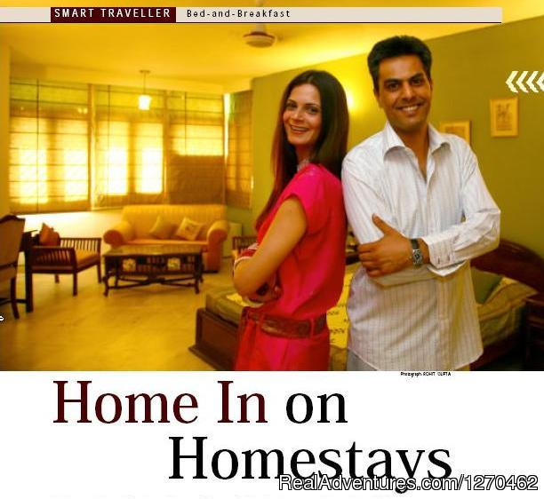 Bed and Breakfast Delhi | BnB Your Hosts.