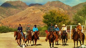 Rancho Los Banos Adventure Guest Ranch Douglas, Arizona Dude Ranch