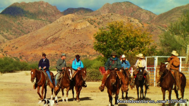 Image #1 of 8 - Rancho Los Banos Adventure Guest Ranch