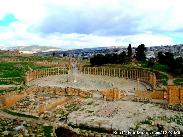 Jerash - Jordan Tours and Travel