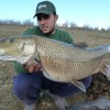 Barbel Comizo Fishing in Spain