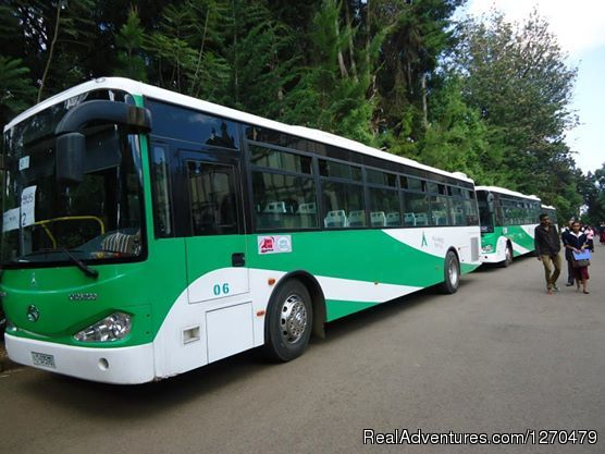 Addis Tour Fleet - Addis Tour