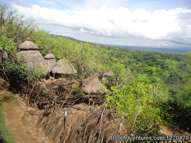 Konso Village - Addis Tour