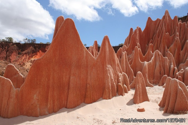 Red Tsingy 'Tsingy Rouge' - Discovery Tour of MADAGASCAR