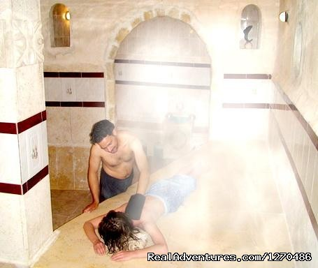 Turkish Bath - Discover Jordan Tour / 5 Days