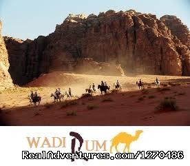 Wadi Rum (#5 of 14) - Discover Jordan Tour / 5 Days