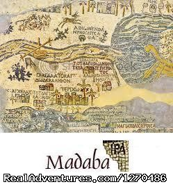 Madaba (#2 of 14) - Discover Jordan Tour / 5 Days