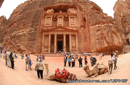 Tour to Petra 1 day from Eilat The amazing Petra Jordan