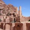 Tours to Petra - Cardo view