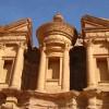 Tours to Petra - Treasury view